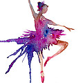 Ballet Retire Devant by Amy Kirkpatrick