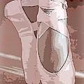 Ballet Slippers by Athena Mckinzie