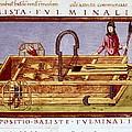 Ballista Fulminalis. Siege Machine Used by Everett