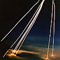 Ballistic Missile Paths by Science Source