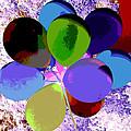 Balloon Abstract