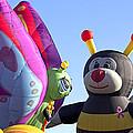 Balloon Bug Talk by Brian King