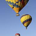 Balloon Fiesta 2012 by Mike McGlothlen