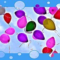 Balloon Frenzy by Tara Potts