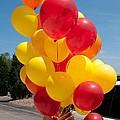 Balloon Girl by Ann Horn