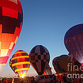 Balloon-glow-7783 by Gary Gingrich Galleries