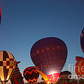 Balloon-glow-7808 by Gary Gingrich Galleries