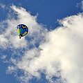 Balloon In The Clouds by AJ  Schibig