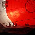 Balloon Shadows 2 by Ernie Echols
