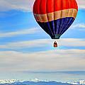 Balloon Swirl by Scott Mahon