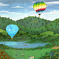 Ballooning 8 by Linda Mears