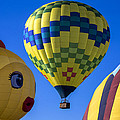 Ballooning by Garry Gay