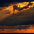 Ballooning With The Gods by Roger Parker