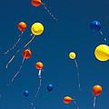 Balloons by Daniel Csoka