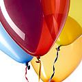 Balloons by Daniel Troy