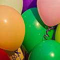 Balloons Horizontal by Alexander Senin