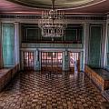 Ballroom Beauty by Nathan Wright