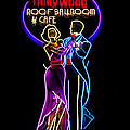 Ballroom Dancing Sign by David Lee Thompson