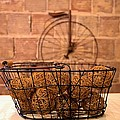 Balls In The Basket by Gordon Elwell