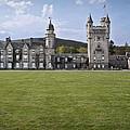 Balmoral Castle Scotland by Georgi Djadjarov