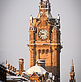 Balmoral Hotel Clock Tower by Paul Gibb