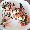 Balsamic Salad by Donna Wilson
