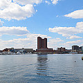 Baltimore Harbor by Bill Cannon