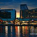 Baltimore Harborplace Light Street Pavilion by Olivier Le Queinec