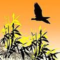Bamboo Bird by Helen Bowman