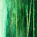 Bamboo Forest by Amani Hanson