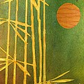Bamboo Moon by Desiree Paquette