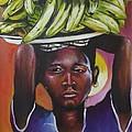 Banana Hawker by Olaoluwa Smith