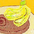 Bananas From Paphos 3 by Anita Dale Livaditis