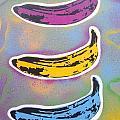 Bananas Go Pop by Leon Keay