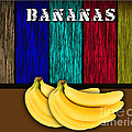 Bananas by Marvin Blaine