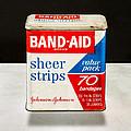 Band-aid Box by Yo Pedro