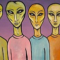 Band Of E.t.s by Janine Cooper Ayres