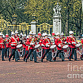 Band Of The Guard by Elvis Vaughn