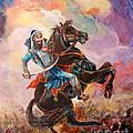 Banda Singh Bahadur by Sarabjit Singh