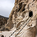 Bandelier Caveate - Bandelier National Monument New Mexico by Brian Harig