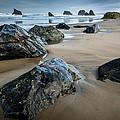 Bandon Beach by Mike  Walker