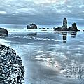 Bandon Beach Scatter by Adam Jewell