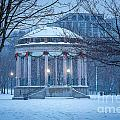 Bandstand Holiday by Susan Cole Kelly