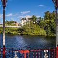 Bandstand View by Mark Llewellyn