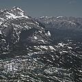 Banff Alberta Canada by Daniel Hagerman