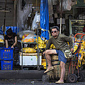 Bangkok Flower Market by Paul W Sharpe Aka Wizard of Wonders