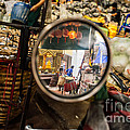 Bangkok Market Scene I by Dean Harte
