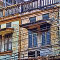 Bangkok Slum Housing by Linda Phelps