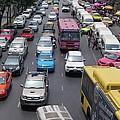 Bangkok Street View  by Andrea Rea