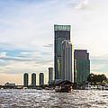 Bangkok Towers by Didier Marti